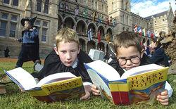 Джоан Роулинг написала еще три книги о мире Гарри Поттера