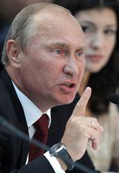 Словесной эквилибристикой Путина не остановить – иноСМИ