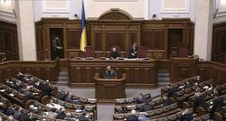 Верховная Рада не поддержала правительственные законопроекты
