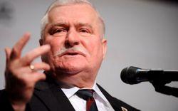 Лех Валенса - Украине: одолеть диктатуру поможет солидарность и поддержка США