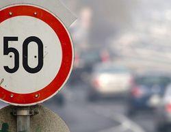 Скорость на дорогах городов и сел Украины понизят до 50 км/ч