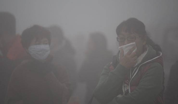 Уровень загрязнения воздуха в Киеве по ряду показателей в 2-5 раз превышает норму, - ГосЧС - Цензор.НЕТ 3889