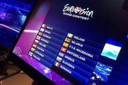 Украина и Беларусь первыми выступят в финале Евровидения, Россия – 15-я