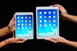 24 октября стартуют продажи iPad Air 2 и iPad mini Retina 2