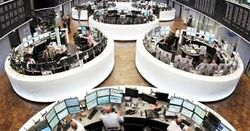 Биржи Европы проводят день позитивно на хорошей статистике из КНР