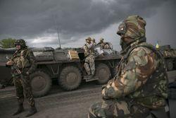 17 марта на Донбассе погиб 1 боец АТО, трое получили ранения