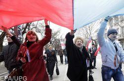 Из Крыма вытесняют все украинское и крымскотатарское