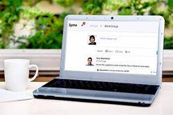 Социальная сеть Syme