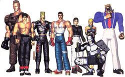 Названы достоинства и недостатки игры для мальчиков «Tekken»
