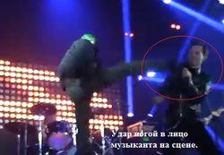 Избившие музыкантов на сцене во Львове назвались «Правым сектором»