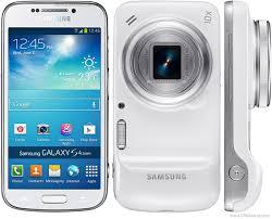 Samsung GALAXY S5 Zoom засветился на «живых» фотографиях