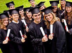 Молодежь Украины предпочитает получать высшее образование в Европе