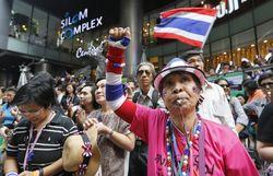 Удар по туризму: Таиланд готовится ввести режим ЧП из-за акций оппозиции