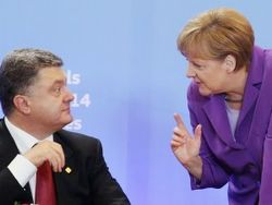 Германия выделит 500 млн. евро на восстановление инфраструктуры Донбасса