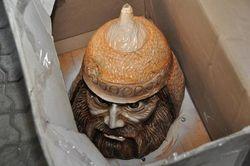 Боевик с Донбасса головой богатыря готовил взрывы в Днепропетровске