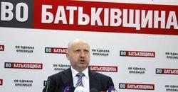 Тимошенко хочет лечиться в Украине – Турчинов