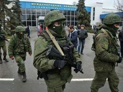 Украина обвиняет российских военных в мародерстве в Крыму