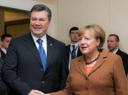 Меркель пригласила Януковича в Германию – выводы