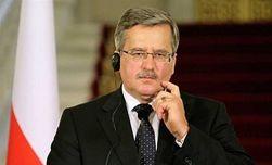 Президент Польши призывает не идти на уступки России