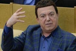 Кобзон готов представлять Россию на Евровидении в Украине