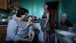 В кризис число коммуналок в Москве растет