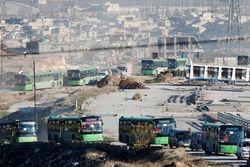 Эвакуация мирных жителей из Алеппо продолжится – СМИ