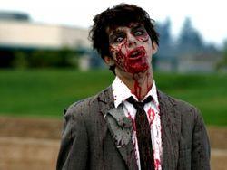 На зомби-парад в Одессе пришлось вызывать скорую помощь