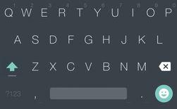 В Google Play доступна клавиатура Android-L