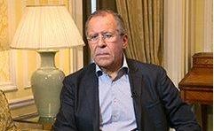 Лавров призвал воздействовать на украинские власти
