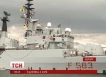 НАТО начинает военные учения «Бриз-2014» в Черном море
