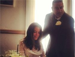 Экс-зять Тимошенко Шон Карр чинно отгулял британскую половину своей свадьбы