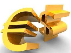 Курс евро на Форекс снизился к гривне на 9 копеек