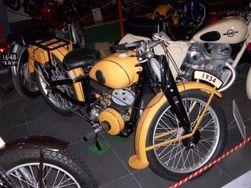 В Севастополе из городского Музея украли 60 ретро-мотоциклов
