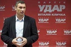 Кличко: участие Яценюка и Тягнибока в выборах снижает шансы оппозиции