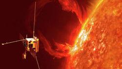Космический зонд Solar Orbiter впервые подойдет на минимальное расстояние к Солнцу