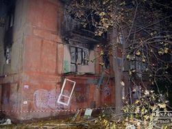 Взрыв газа разворотил многоэтажку в Кривом Роге, есть жертвы