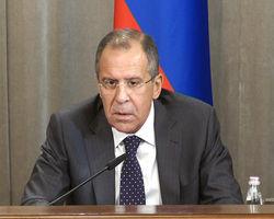 Сергей Лавров потребовал у турецкой делегации поехать в Крым не через Украину