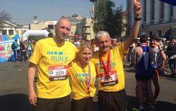 Киевский марафон: еще два бегуна в реанимации