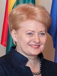 Грибаускайте анонсировала продление санкций против РФ