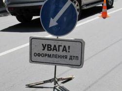 В Кировограде прокурор на Мitsubishi сбил человека и уехал