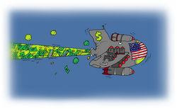 Госдолг США выходит из-под контроля