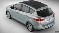 Ford готовит автомобиль, который ездит на солнечных батареях