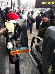 Активистку Евромайдана за публикации в Facebook вызвали на допрос в СБУ