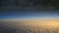 Исследователи зарегистрировали столкновение пульсара с огромным астероидом