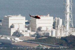 Ураганный ветер частично разрушил саркофаг АЭС «Фукусима»