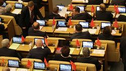 Депутатам Госдумы России рекомендуют не выезжать за рубеж из-за провокаций
