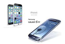 iPhone 5 и Samsung Galaxy S4 названы популярными смартфонами у россиян