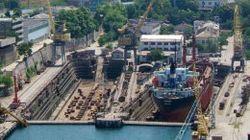 Накануне референдума Россия обещает заводам Севастополя новые заказы