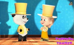"""В Youtube вышел трейлер новой 46-й серии мультфильма """"Маша и медведь"""""""
