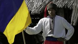 Российский атаман призывает украинских казаков объединиться против Киева